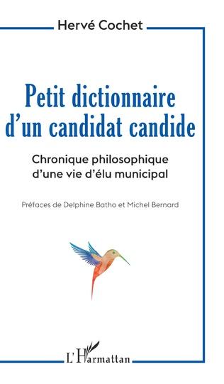 Couverture Petit dictionnaire d'un candidat candide