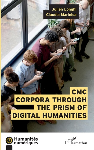 Couverture CMC Corpora through the prism of digital humanities