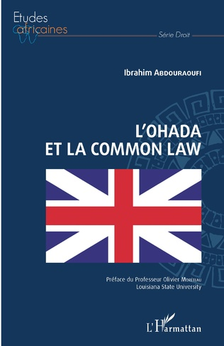 Couverture L'OHADA et la Common Law