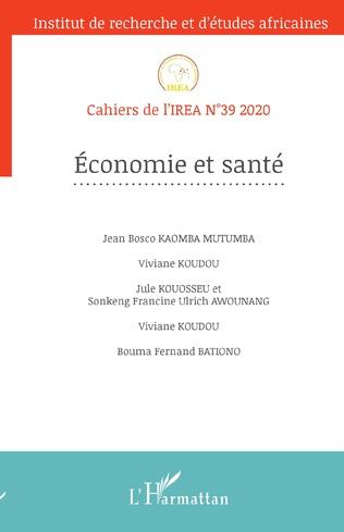 Couverture Economie et santé