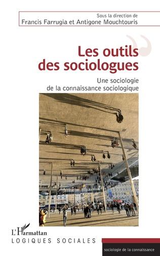 Couverture Les outils des sociologues