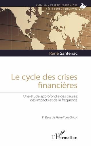Couverture Le cycle des crises financières
