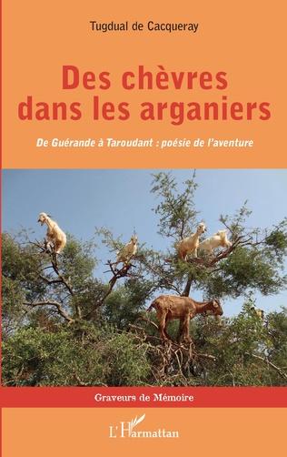Couverture Des chèvres dans les arganiers