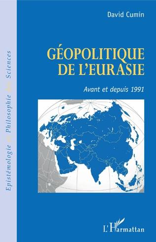 Couverture Géopolitique de l'Eurasie