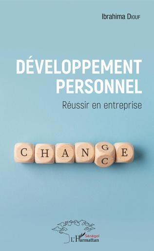 Couverture Développement personnel. Réussir en entreprise