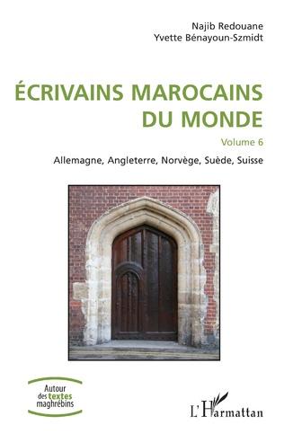 Couverture Ecivains marocains du monde