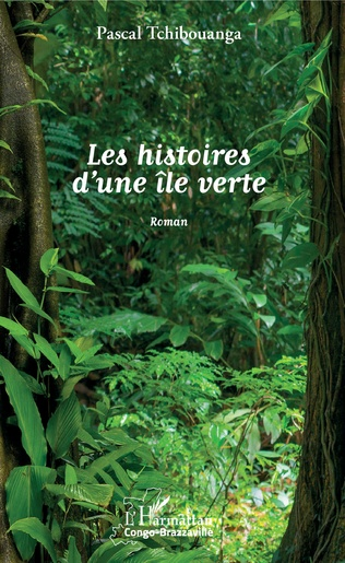 Couverture Les histoires d'une île verte