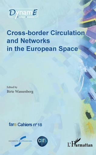 Couverture Cross-border Circulation and Networks in the European Space