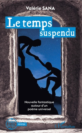 Couverture Le temps suspendu