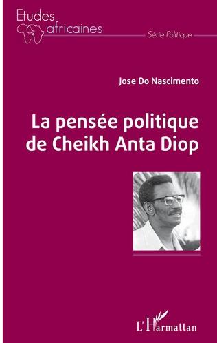 Couverture La pensée politique de Cheikh Anta Diop