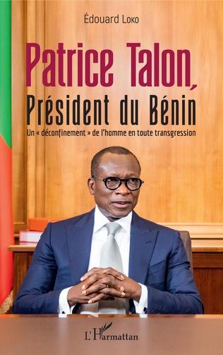Couverture Patrice Talon, Président du Bénin