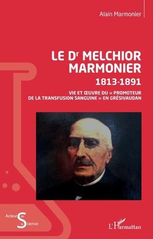 Couverture Le Dr Melchior Marmonier