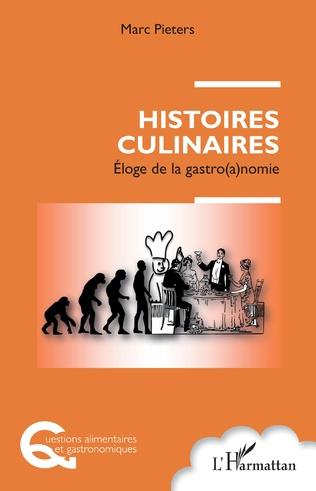 Couverture Histoires culinaires
