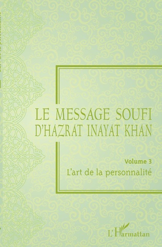 Couverture Le message soufi d'Hazrat Inayat Khan