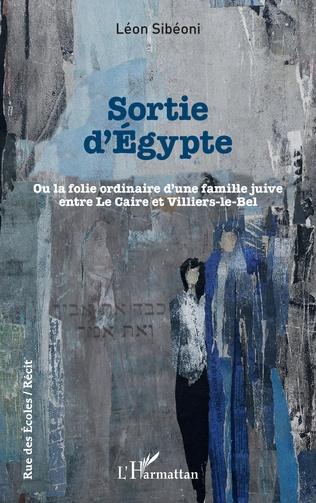 Couverture Sortie d'Égypte
