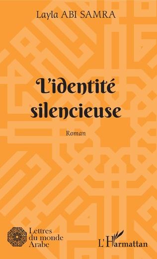 Couverture L'identité silencieuse