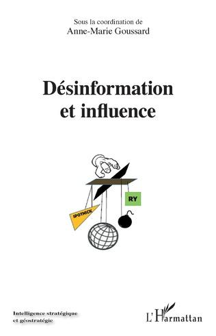 Couverture Désinformation et influence