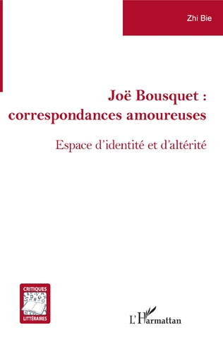 Couverture Joë Bousquet :