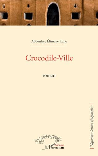 Couverture Crocodile-Ville