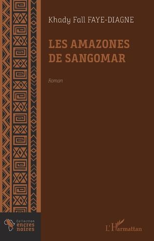 Couverture Les amazones de Sangomar