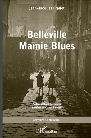Couverture Belleville Mamie Blues
