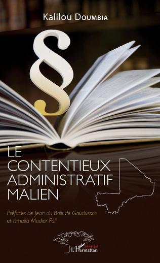 Couverture Le contentieux administratif malien