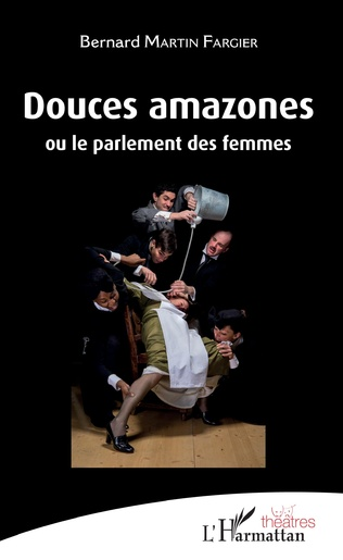 Couverture Douces amazones