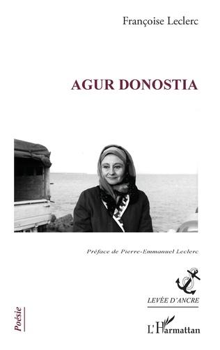 Couverture Agur Donostia