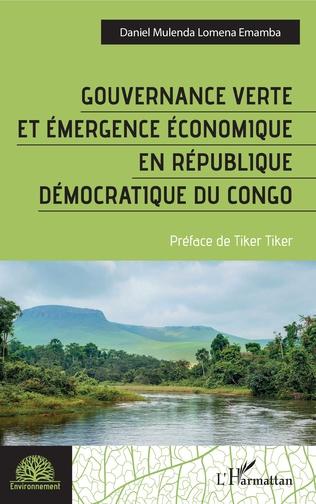 Couverture Gouvernance verte et émergence économique en République démocratique du Congo