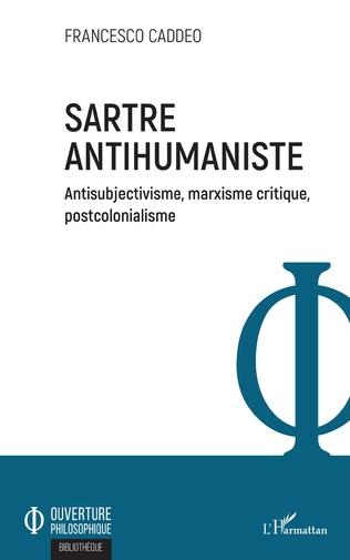 Couverture Sartre antihumaniste