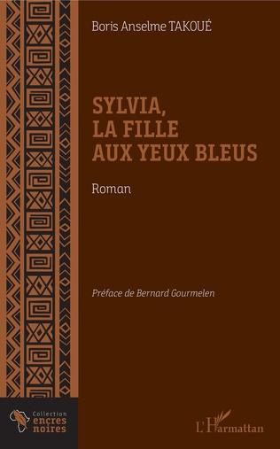 Couverture Sylvia, la fille aux yeux bleus