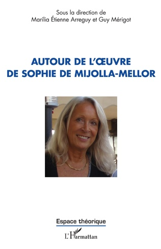 Couverture Autour de l'œuvre de Sophie de Mijolla-Mellor
