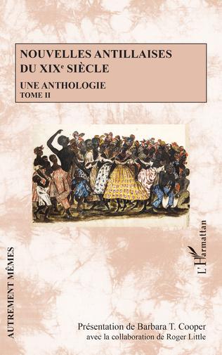 Couverture Nouvelles antillaises du XIXe siècle