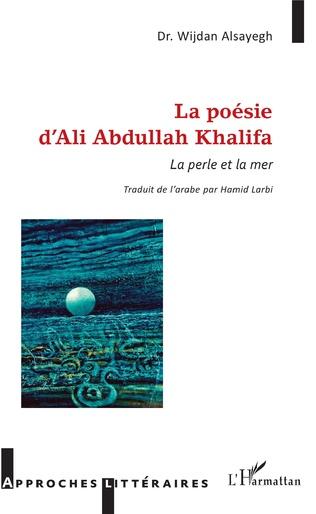 Couverture La poésie d'Ali Abdullah Khalifa