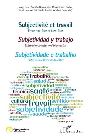 Couverture Subjectivité et travail