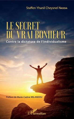 Couverture Le secret du vrai bonheur