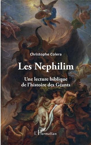 Couverture Les Nephilim