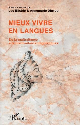 Couverture Mieux vivre en langues