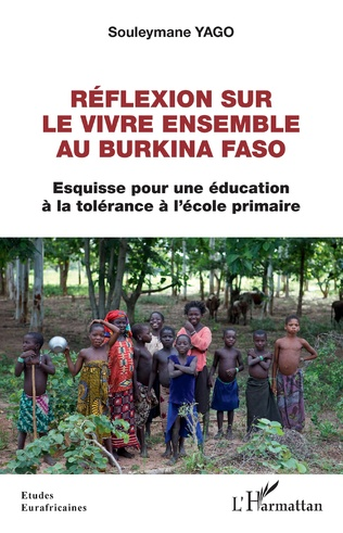 Couverture Réflexion sur le vivre ensemble au Burkina Faso