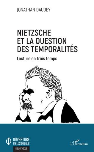Couverture Nietzsche et la question des temporalités