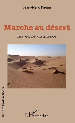 Couverture Marche au désert