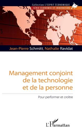 Couverture Management conjoint de la technologie et de la personne