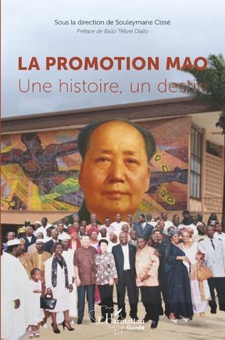 Couverture La promotion Mao. Une histoire, un destin