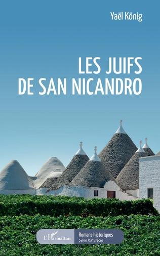 Couverture Les juifs de San Nicandro