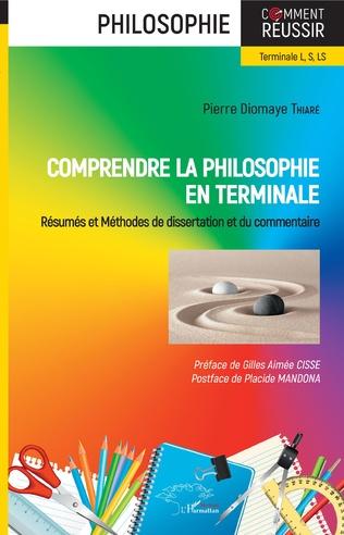 Couverture Comprendre la philosophie en terminale