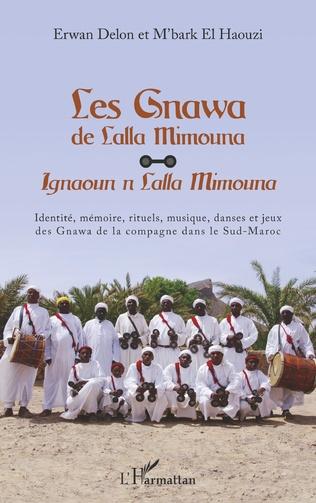 Couverture Les Gnawa de Lalla Mimouna
