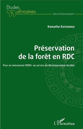 Couverture Préservation de la forêt en RDC