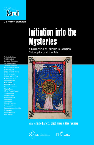 Couverture Initiation into the Mysteries