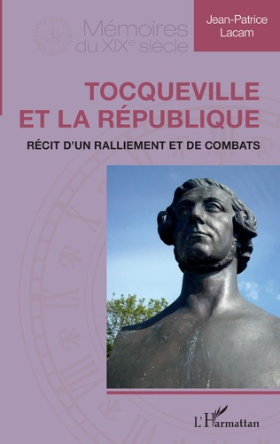 Couverture Tocqueville et la République