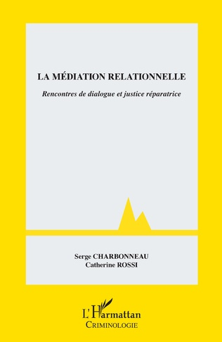 Couverture La médiation relationnelle